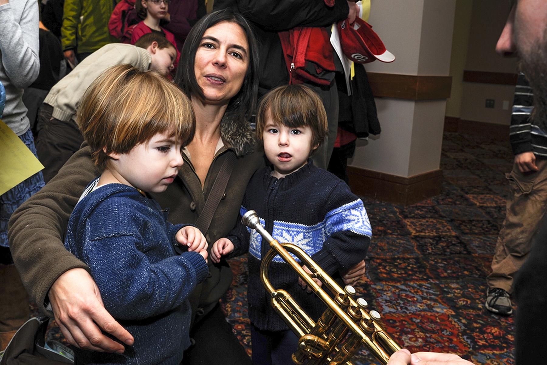 Boston Symphony Orchestra Family Concert