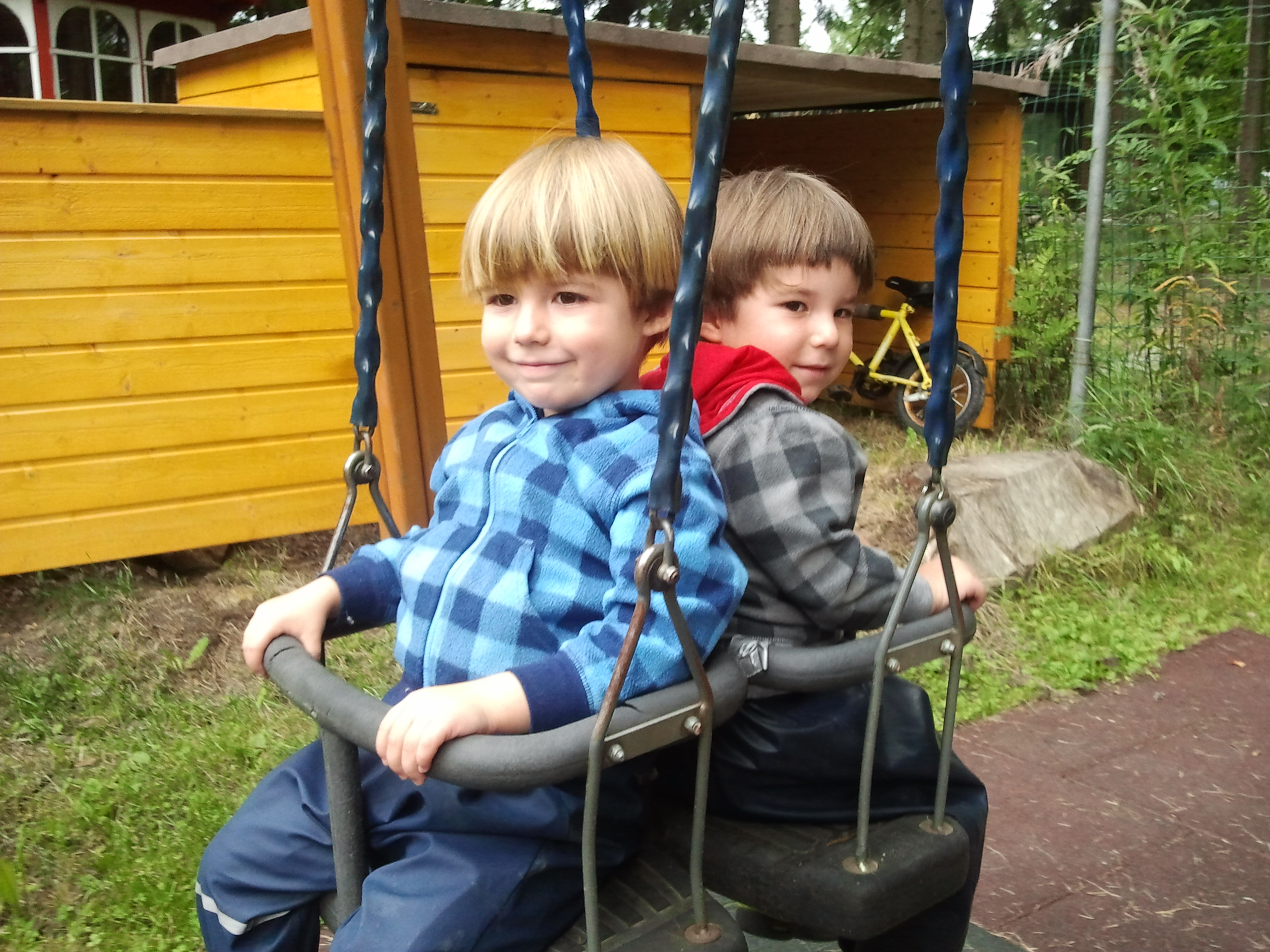Finnish Childcare