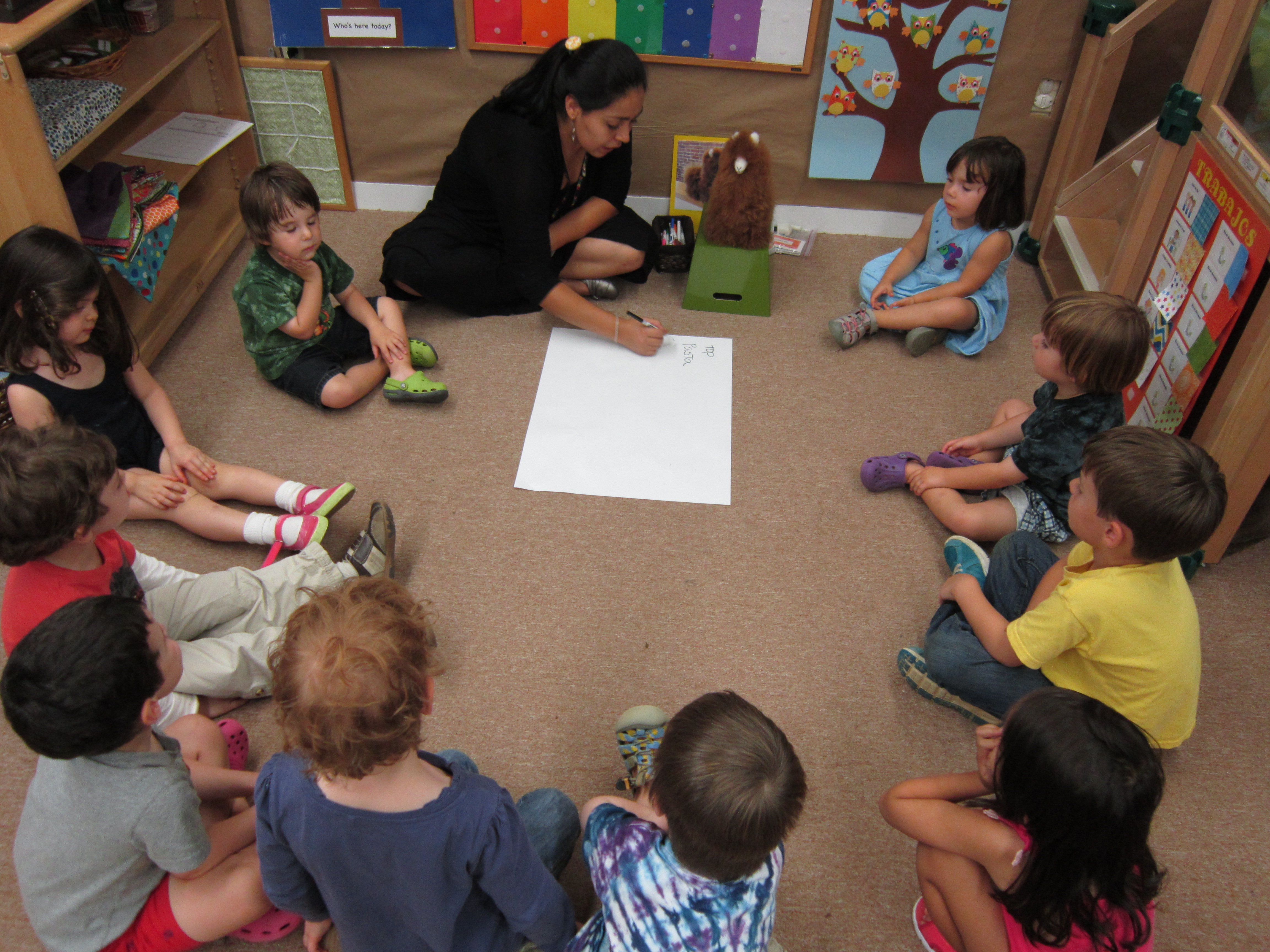 Raising Bilingual Kids – Preschool
