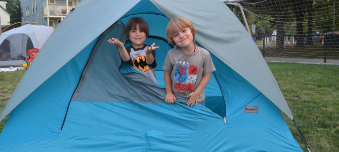 Great Urban Campout