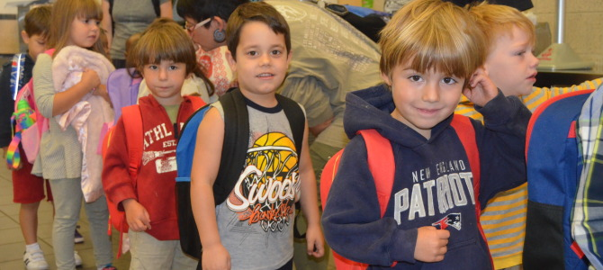 Raising Bilingual Kids – Kindergarten