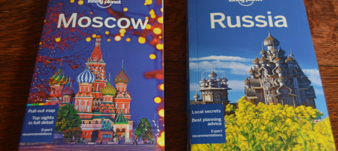 New! Lonely Planet Russia
