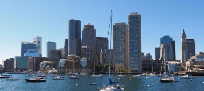 Boston by Boat