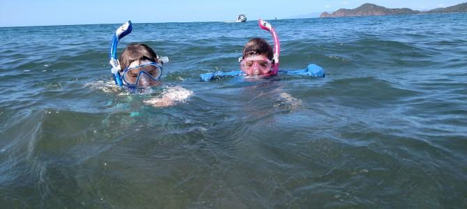 Snorkeling the Nicoya Peninsula