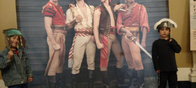 Le Corsaire, AKA the Pirate Ballet