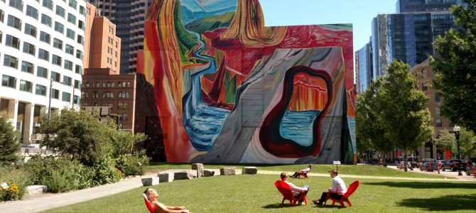 Public Art on the Rose Kennedy Greenway