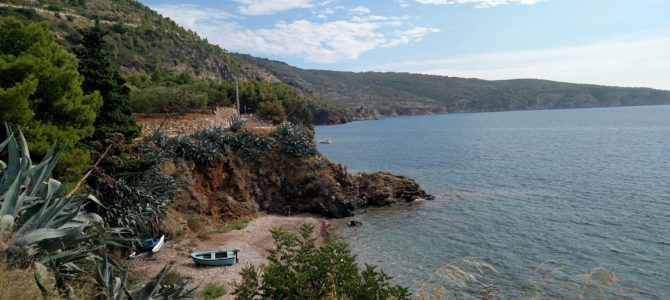 Vis Island Beaches