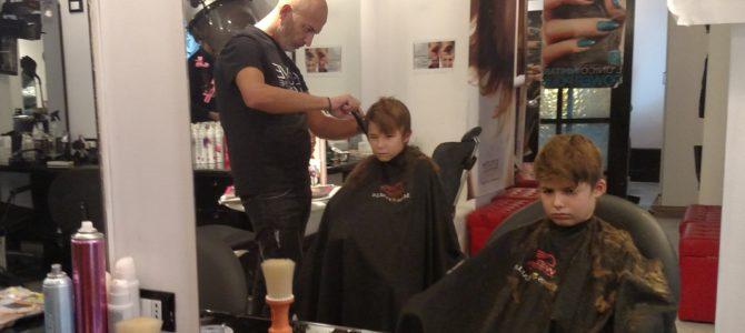 Italian Haircuts