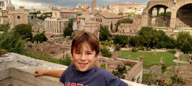 Roman Forum & Colosseum