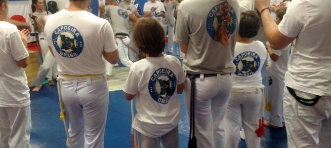 Capoeira Brasil New England