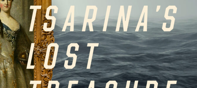 Tsarina's Lost Treasure in Publisher's Weekly