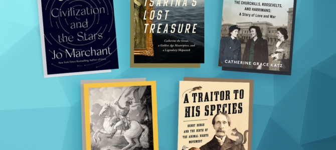 Smithsonian Magazine Books to Read