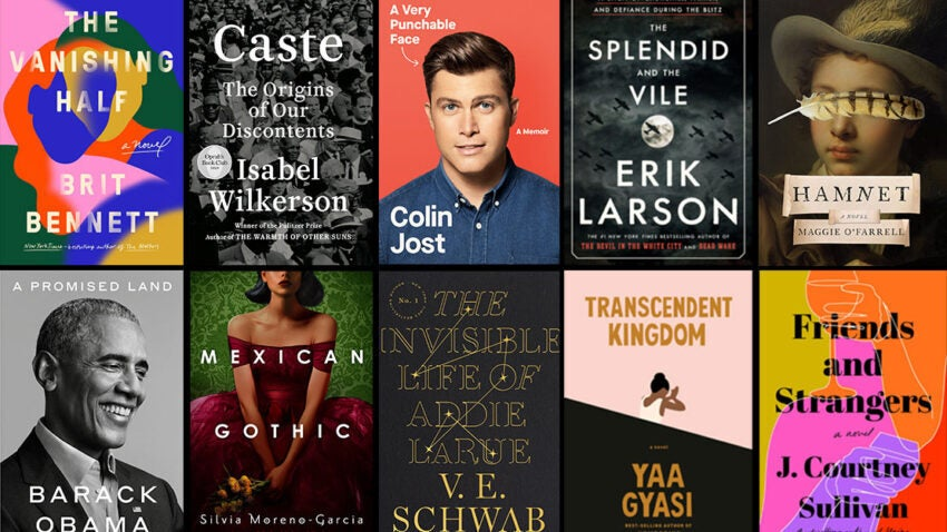 Favorite Books of 2020