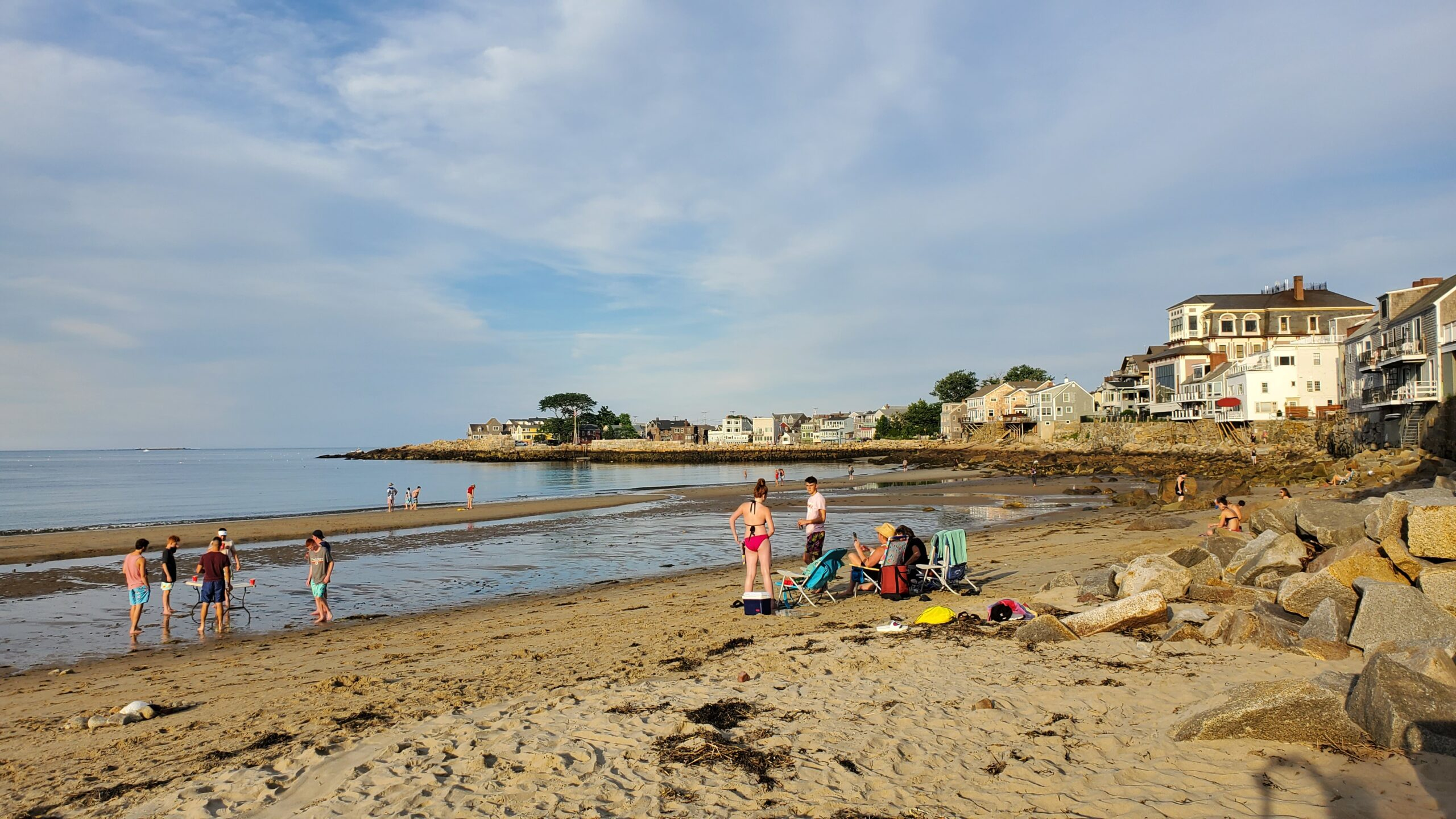 Front Beach in Rockport