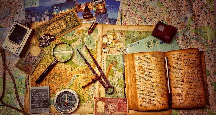 Real-Life Treasure Hunt Books