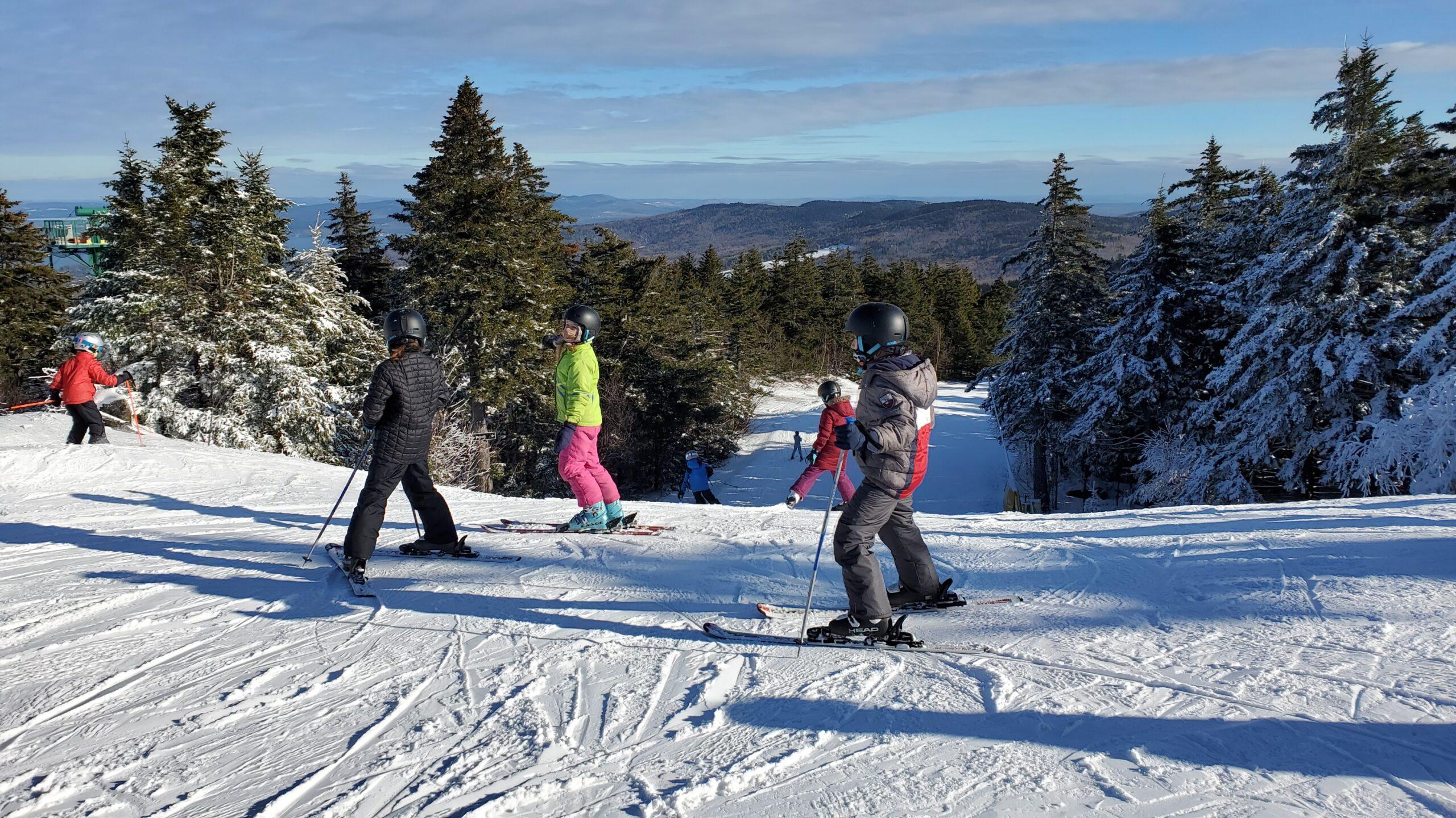 Pandemic Ski Trip – 2