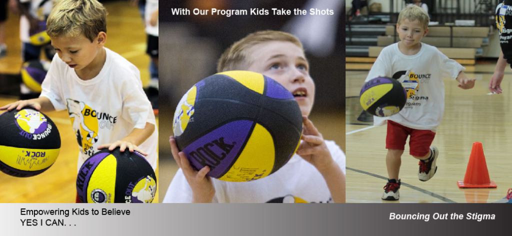 Bounce Out the Stigma Kids Take the Shots