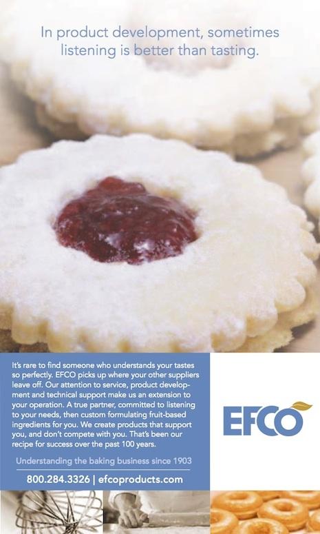 EFCO Print Ad