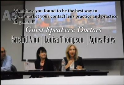 Contact Lens Private Practitioner Forum