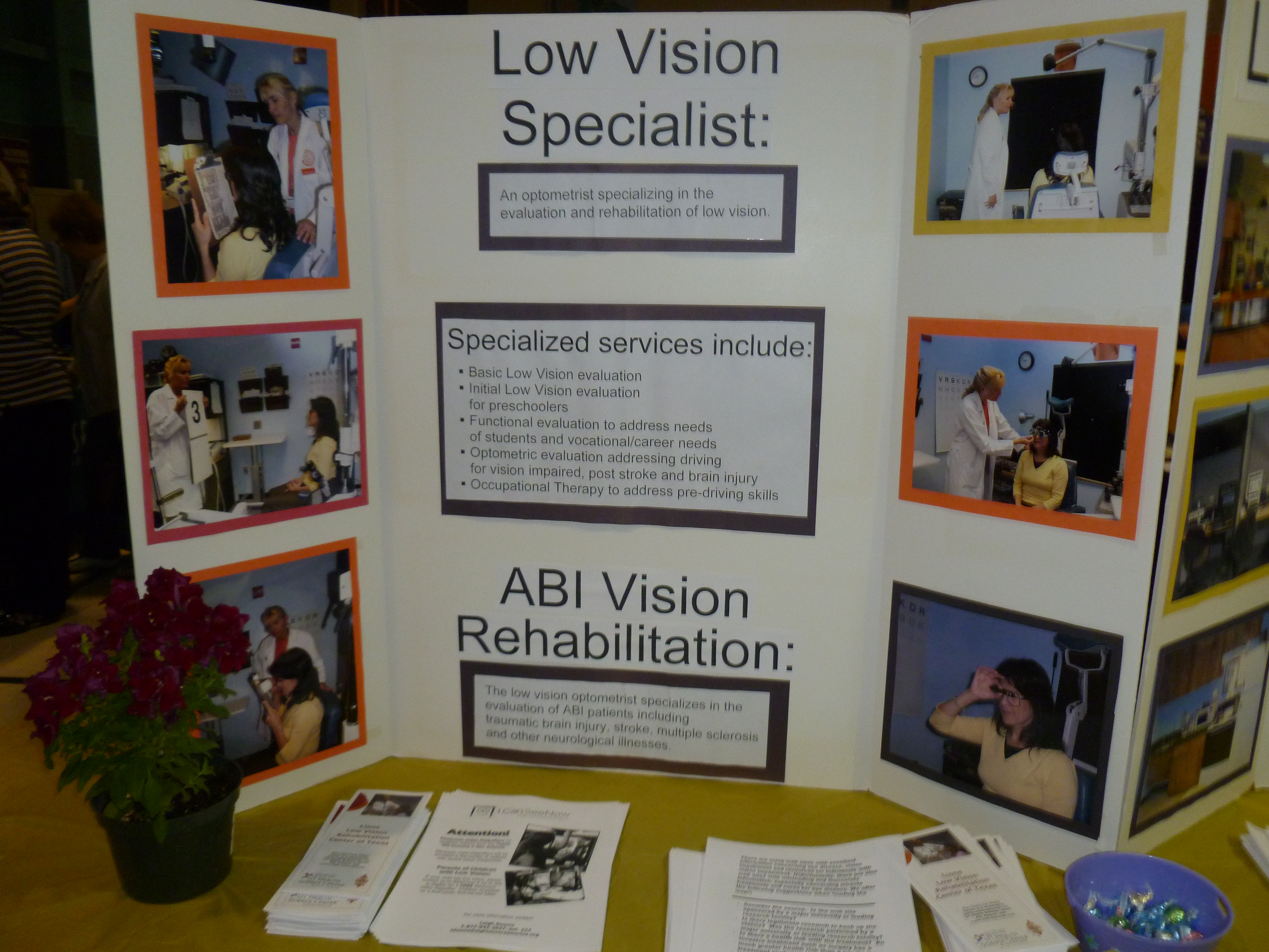 Low Vision Expo