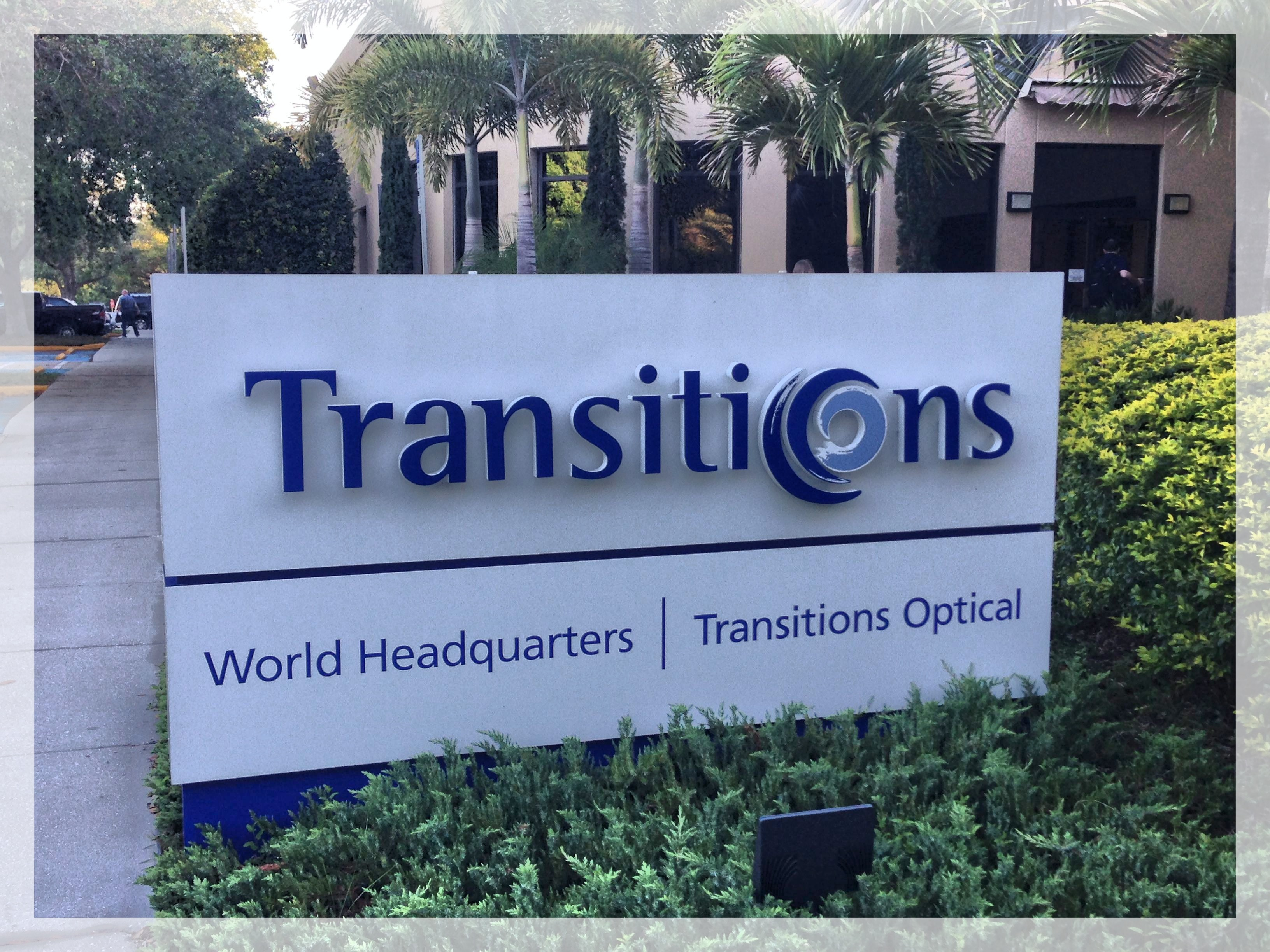 Transitions Optical World Headquarters