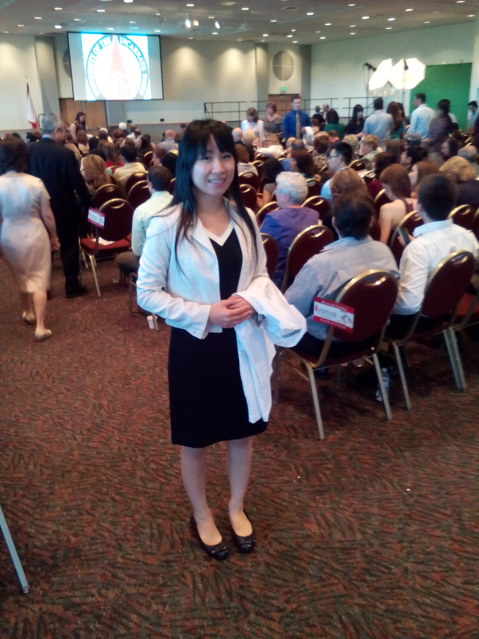 White Coat Ceremony, UIWRSO Class of 2016