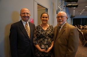 Dr. Wingert, Mrs. Benne, Dr. Steele