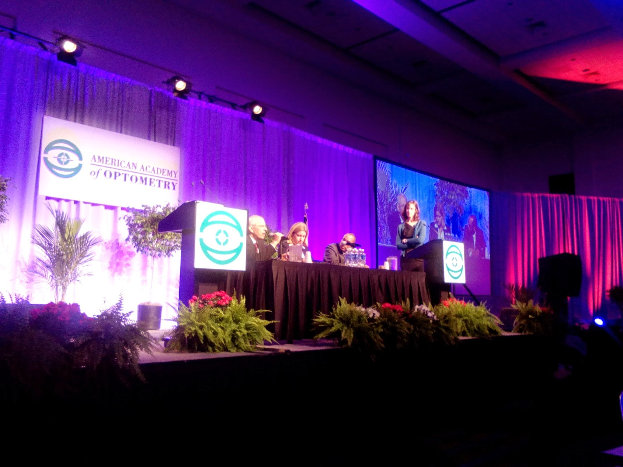 The American Academy of Optometry 2014