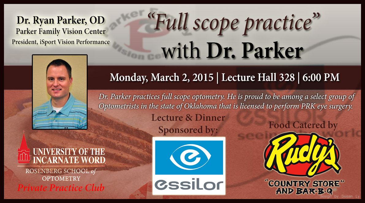 """Dr. Parker demonstrates Customer Service in a """"Full Scope Practice"""""""