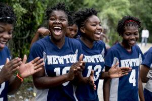 Soccer - Haiti Projects
