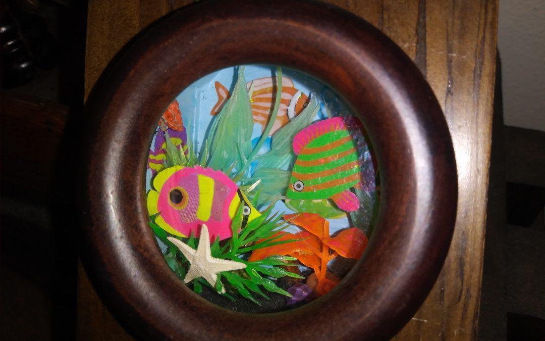 Tiniest Aquarium