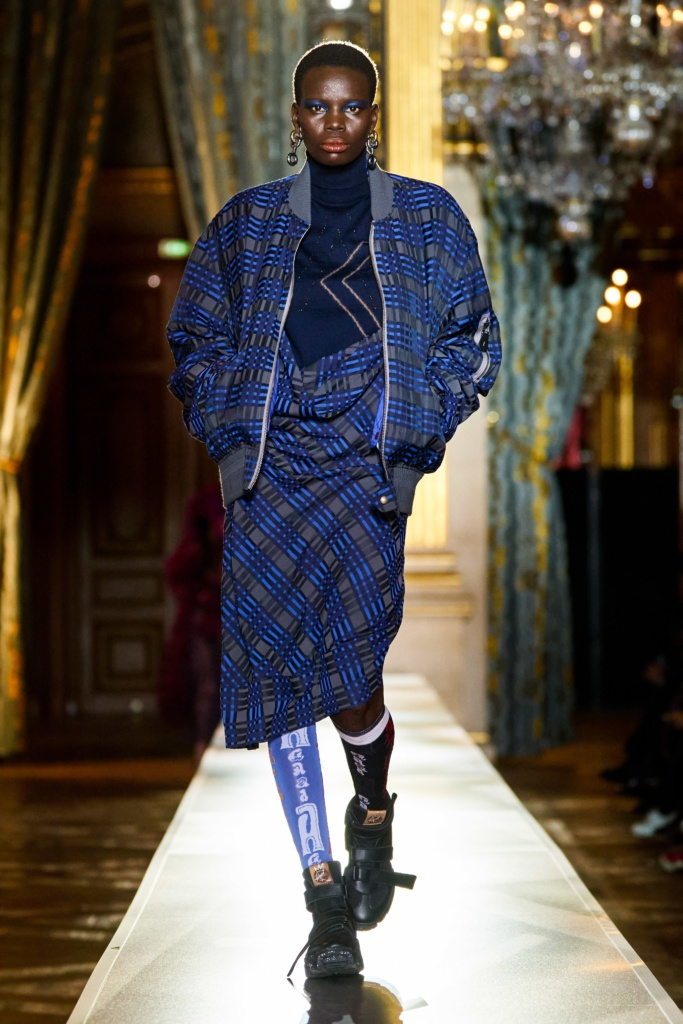 Andreas Kroonthaleer For Vivienne Westwood Fall 2020