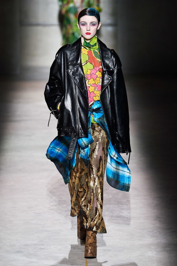 Dries Van Noten Fall 2020Dries Van Noten Fall 2020
