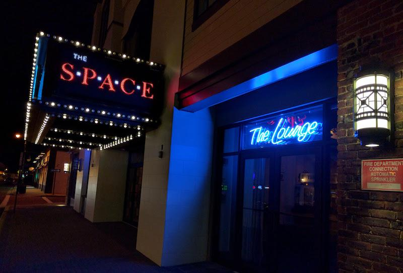 The Lounge at The Space