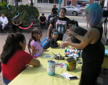 Hispanic Heritage Celebration Pinata