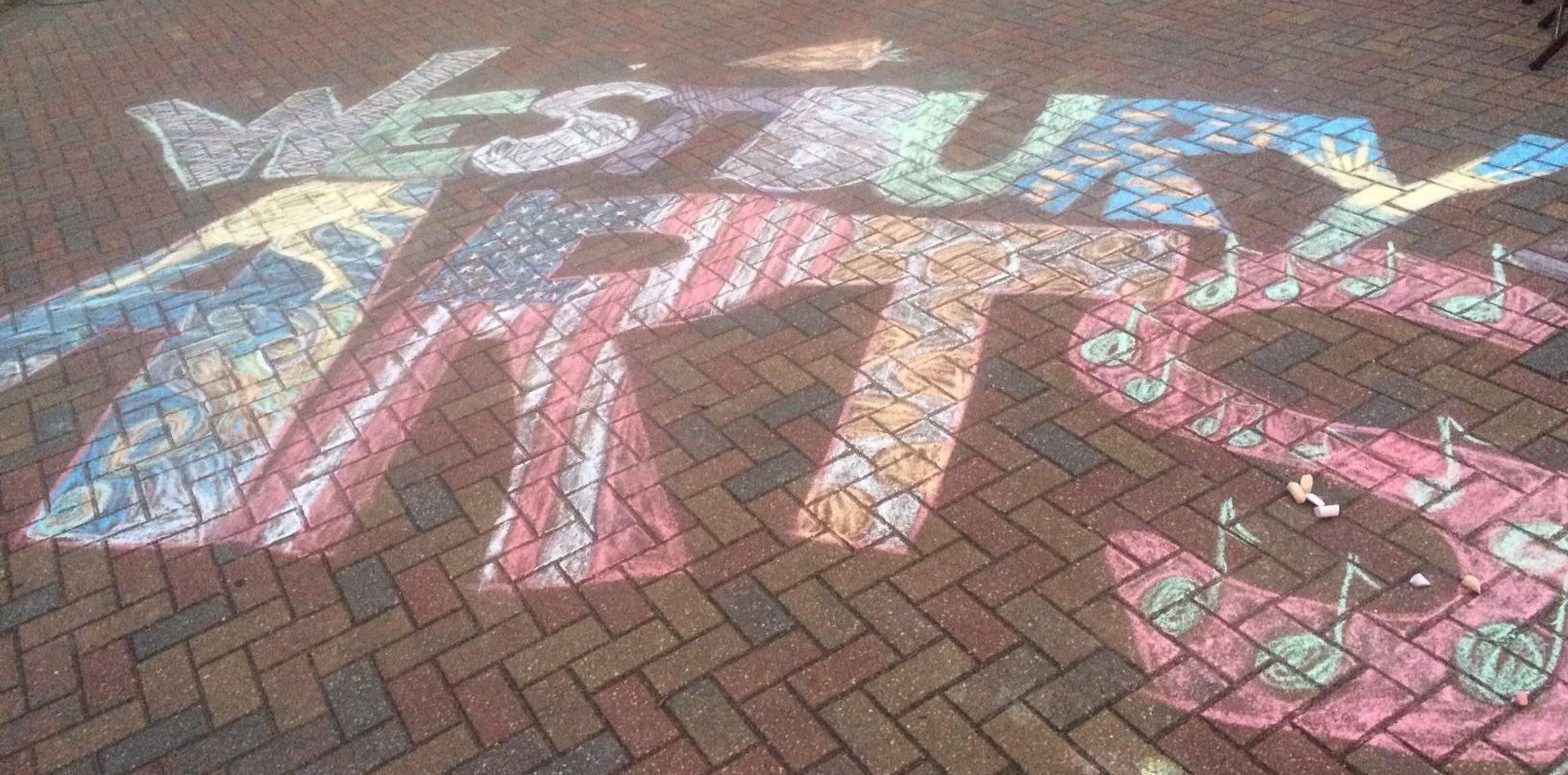 Westbury Chalk Art