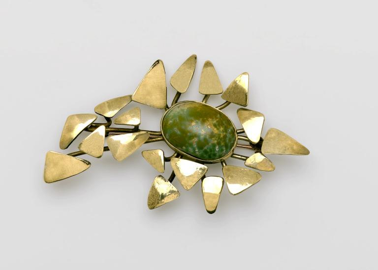 ART SMITH Autumn Leaves-Brooch