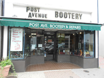 Post Ave Bootery