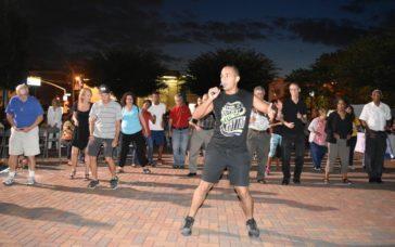 Westbury Arts - 2017 Salsa Night