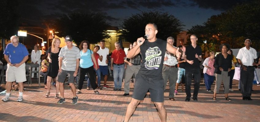 Westbury Arts - 2017 Salsa Night