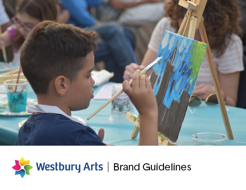 Westbury Arts Brand Guidelines