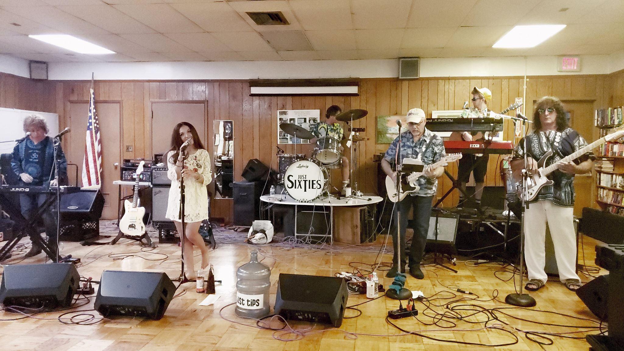 2018 Westbury Arts - Concert - Just Sixties