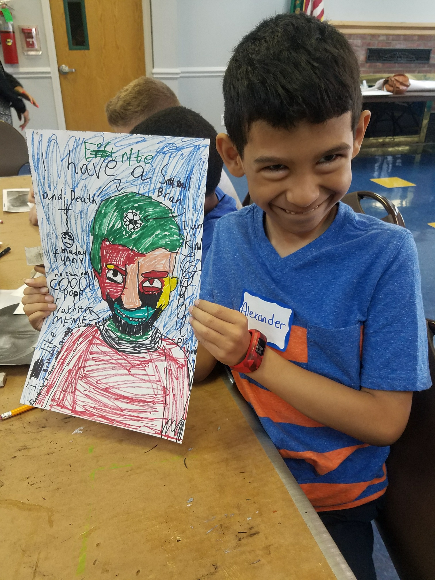 2018 Westbury Summer Arts Camp