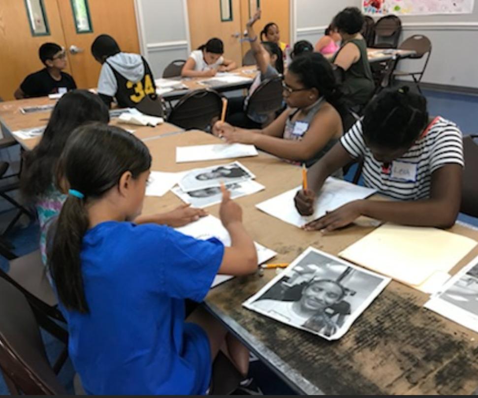 2018 Westbury Summer Arts Camp