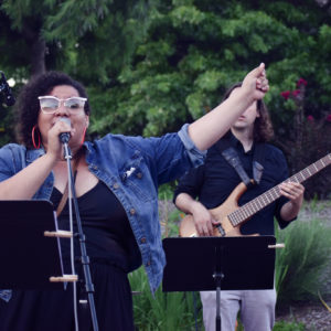 2018 - Westbury Arts - Jeanette Berry & The Soul Nerds