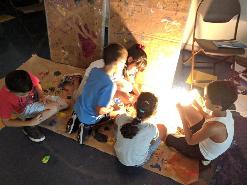 2018 - Westbury Arts - Summer Arts Camp