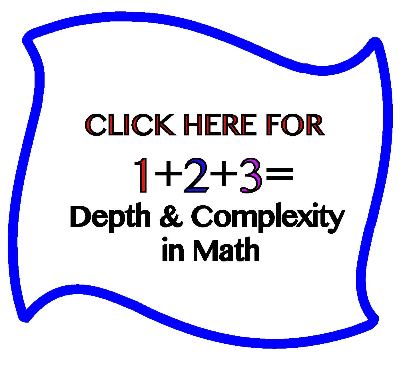 Depth and complexity button math