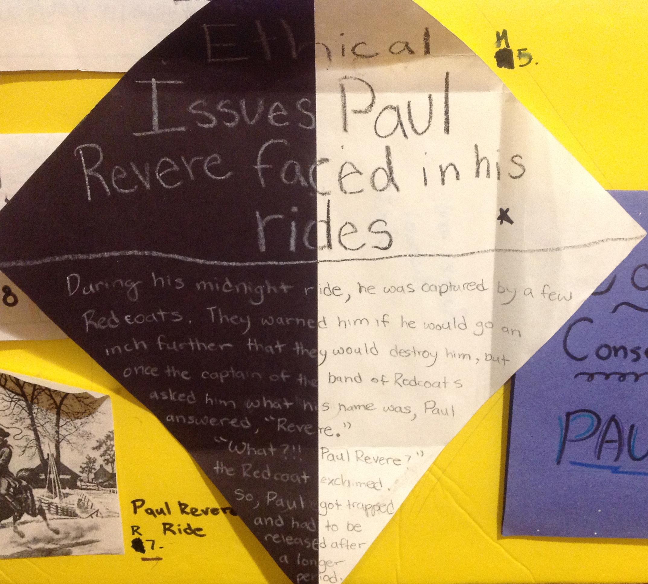 Image of Paul Revere Ethics
