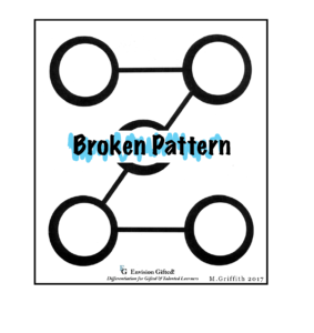 Envision Gifted. Broken Patterns