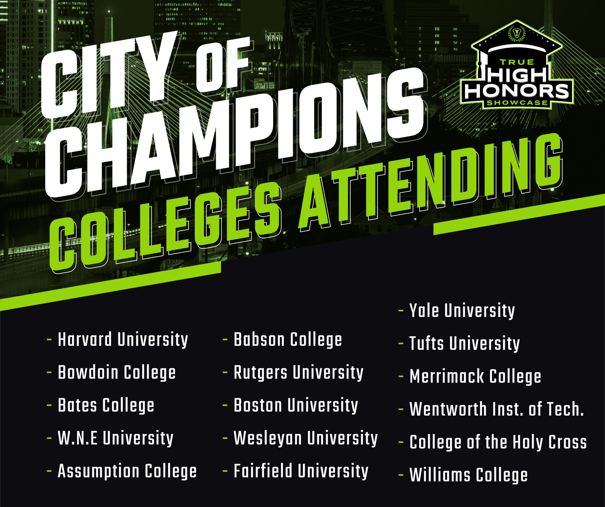 THHS - City of Champions_College_Facebook